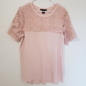 Adrianna papell Top Size Lg